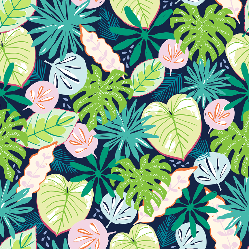 Fabric Wallpaper Prints And More Jill Byers Design